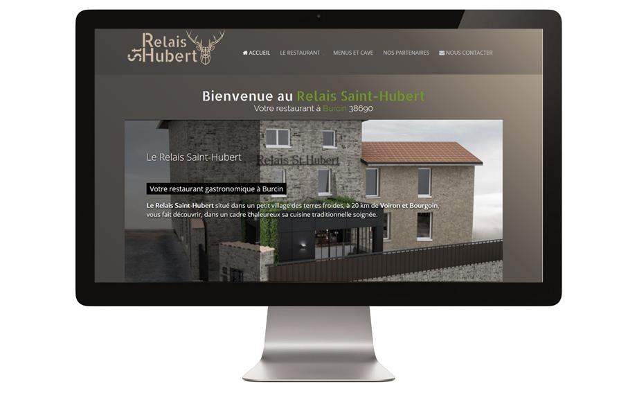 Nouveau décor et nouveau site internet pour le Relais Saint-Hubert